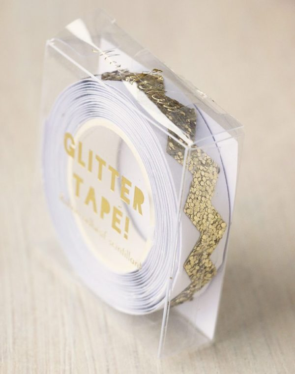 Chevron Glitter Tape