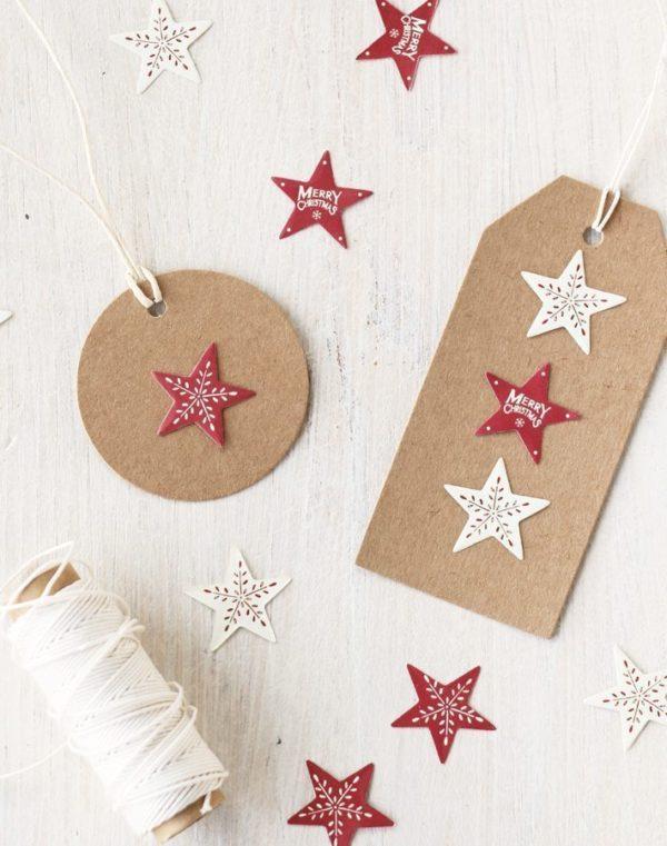 Christmas Confetti Stars